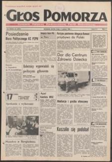 Głos Pomorza, 1984, czerwiec, nr 134