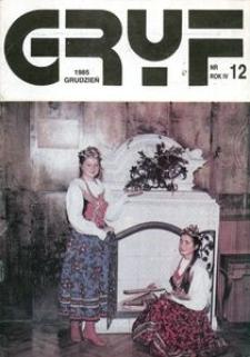 Gryf 1985, grudzień