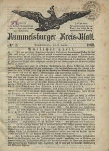 Rummelsburger Kreisblatt 1869