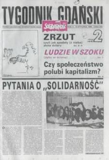 Tygodnik Gdański, 1990, nr 2