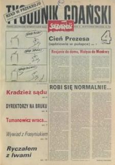 Tygodnik Gdański, 1990, nr 4