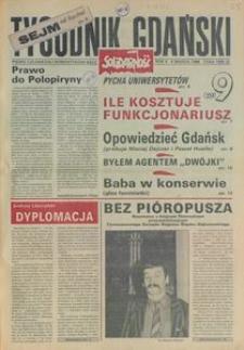 Tygodnik Gdański, 1990, nr 9