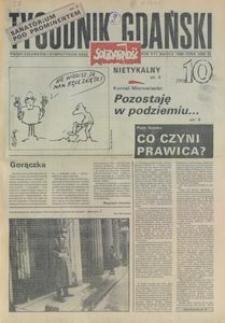 Tygodnik Gdański, 1990, nr 10