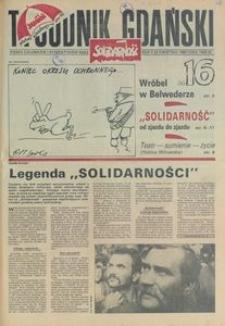 Tygodnik Gdański, 1990, nr 16