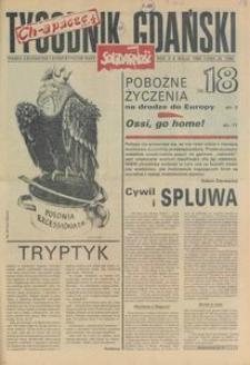 Tygodnik Gdański, 1990, nr 18