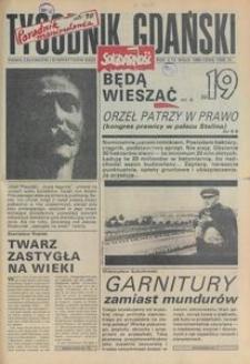 Tygodnik Gdański, 1990, nr 19