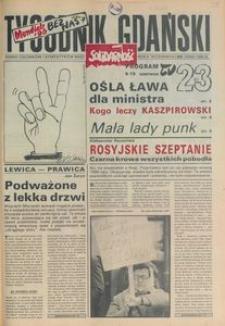 Tygodnik Gdański, 1990, nr 23