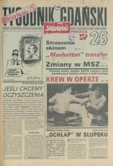 Tygodnik Gdański, 1990, nr 25