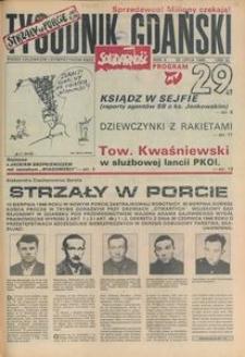 Tygodnik Gdański, 1990, nr 29