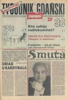 Tygodnik Gdański, 1990, nr 38