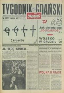 Tygodnik Gdański, 1990, nr 43