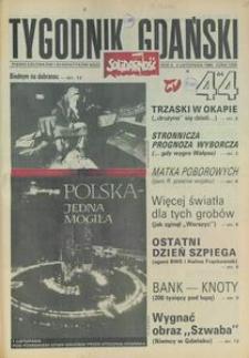 Tygodnik Gdański, 1990, nr 44