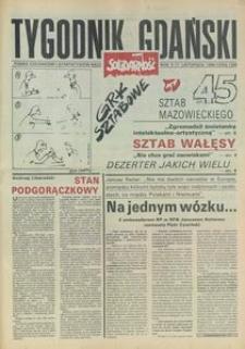 Tygodnik Gdański, 1990, nr 45