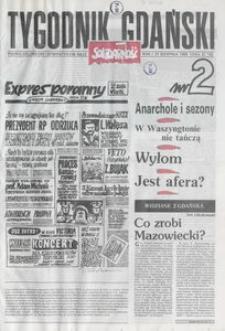 Tygodnik Gdański, 1989, nr 2