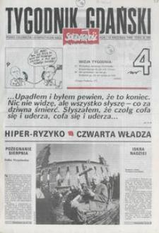 Tygodnik Gdański, 1989, nr 4