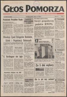 Głos Pomorza, 1984, czerwiec, nr 139
