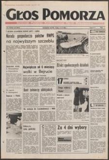 Głos Pomorza, 1984, czerwiec, nr 140