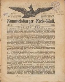 Rummelsburger Kreisblatt 1870