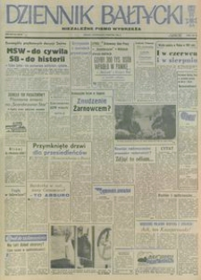 Dziennik Bałtycki, 1990, nr 84