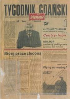 Tygodnik Gdański, 1991, nr 1