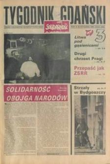 Tygodnik Gdański, 1991, nr 3