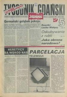 Tygodnik Gdański, 1991, nr 5