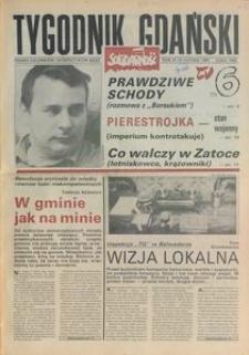 Tygodnik Gdański, 1991, nr 6