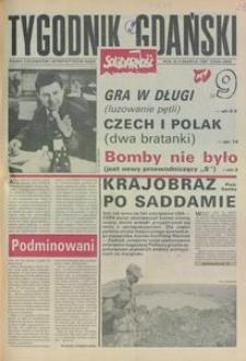 Tygodnik Gdański, 1991, nr 9
