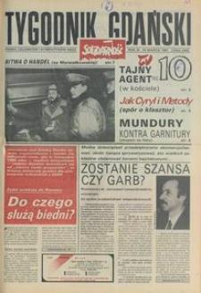 Tygodnik Gdański, 1991, nr 10
