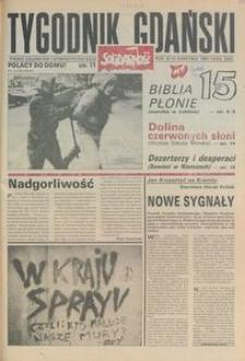 Tygodnik Gdański, 1991, nr 15