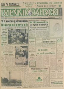 Dziennik Bałtycki, 1990, nr 203