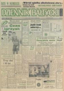 Dziennik Bałtycki, 1990, nr 186