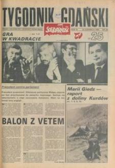 Tygodnik Gdański, 1991, nr 25