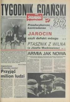 Tygodnik Gdański, 1991, nr 32