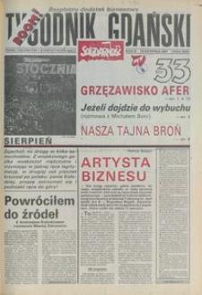 Tygodnik Gdański, 1991, nr 33