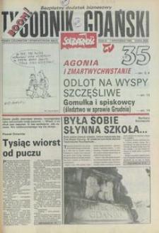 Tygodnik Gdański, 1991, nr 35
