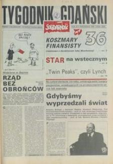 Tygodnik Gdański, 1991, nr 36