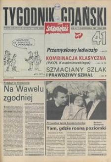 Tygodnik Gdański, 1991, nr 41