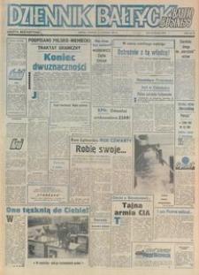 Dziennik Bałtycki, 1990, nr 266