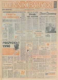 Dziennik Bałtycki, 1990, nr 273