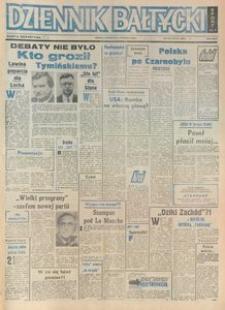 Dziennik Bałtycki, 1990, nr 281
