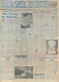 Dziennik Bałtycki, 1990, nr 284