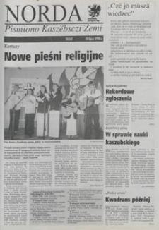 Norda, 1998, nr 28