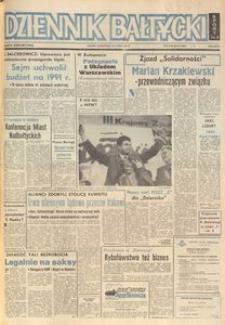Dziennik Bałtycki, 1991, nr 47