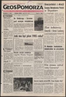 Głos Pomorza, 1984, lipiec, nr 171