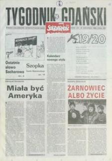Tygodnik Gdański, 1989, nr 19/20