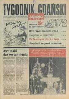 Tygodnik Gdański, 1990, nr 51/52