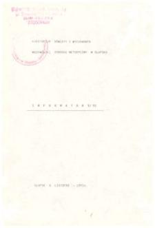 Informator, 1991, nr 3