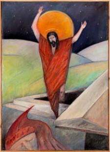 Zmartwychwstały Jezus