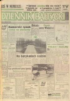 Dziennik Bałtycki, 1991, nr 70